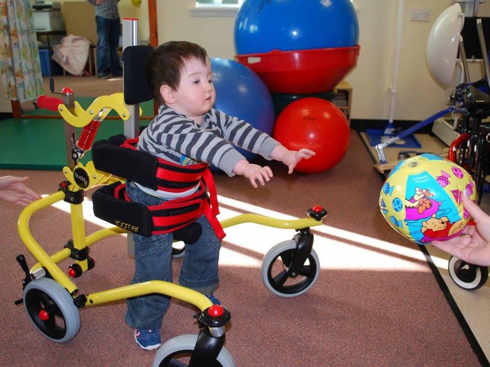Fëmijët me paralizë cerebrale – qasja neurozhvillimore (Bobath) - Telegrafi