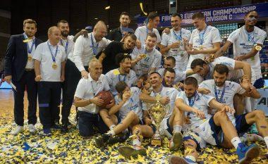 Prishtina pret kampionen Donar Groningen në kuadër të Ligës së Kampionëve në basketboll