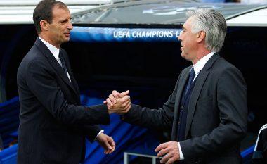 Allegri: Napoli rivali kryesor, Ancelotti iu ka dhënë qetësi