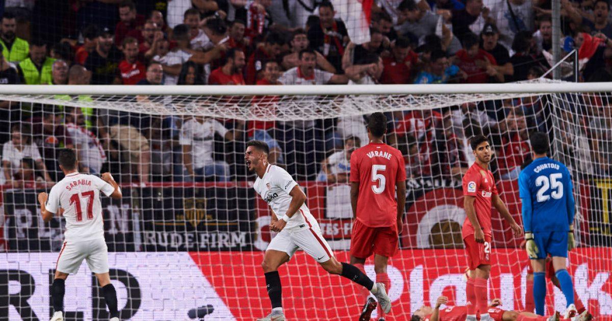 Reali nënshtrohet nga Sevilla