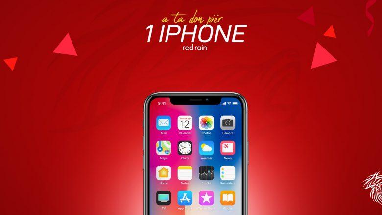 """Bëhu pjesë edhe t'i e kampanjës atraktive """"A ta don për një iPhone X"""""""