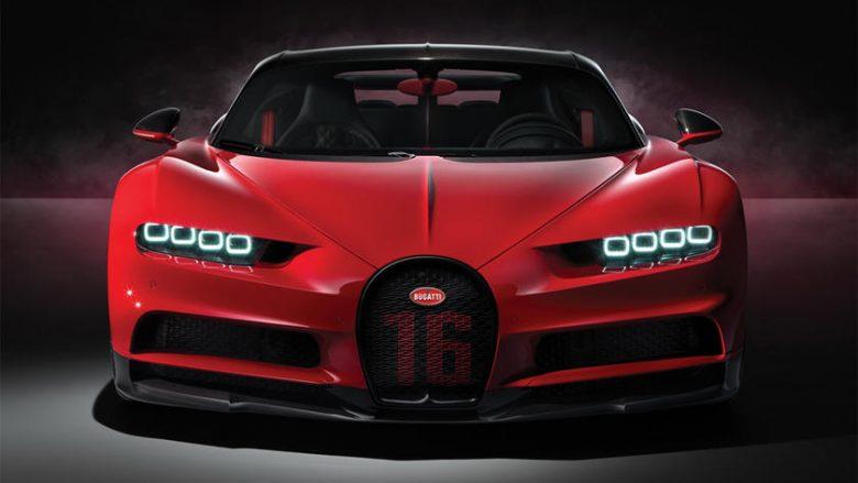 Bugatti pretendon se Chiron arrin 450 kilometra në orë, pritet ta vërtetojë së shpejti (Foto)