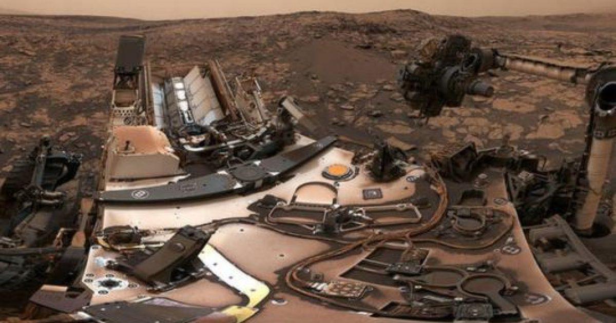 Curiosity Rover i NASA-s ka bërë një selfie spektakolare në formë panoramike në Mars (Video)