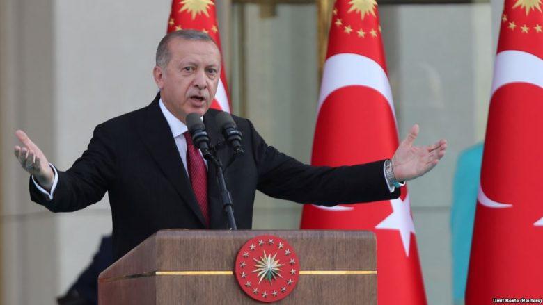 Erdogan: SHBA u përpiq për vrasje ekonomike ndaj Turqisë