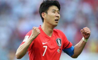 Koreja e Jugut i fiton Lojërat Aziatike, Heung-Min Son i shpëton shërbimit ushtarak