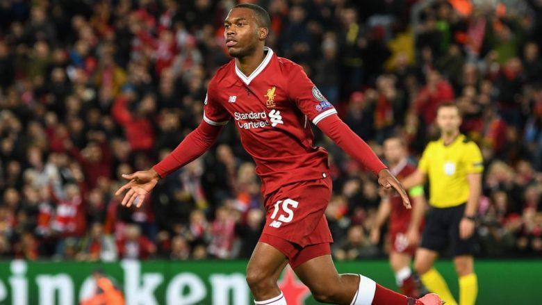 Liverpooli tregon dhëmbët, shënon dy herë me Sturridge e Milner
