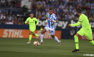 Leganes ia shkakton humbjen e parë sezonale Barcelonës
