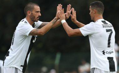 Bonucci: Juventusi më i fortë dhe më i pjekur, Napoli ka mentalitet me Ancelottin