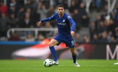 Jorginho: Ishte Sarri që më bindi të kaloja te Chelsea
