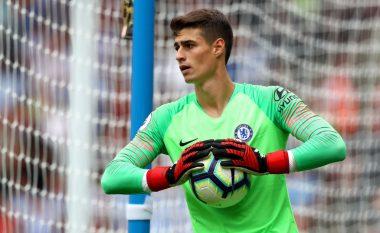 Në Angli raportojnë se koha e Kepas te Chelsea ka përfunduar - blutë kanë gjetur zëvendësuesin e spanjollit