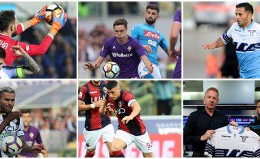 Rrogat e lojtarëve shqiptarë në Serie A për sezonin 2018/19