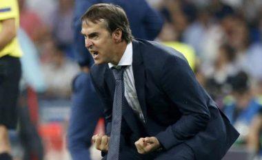 Lopetegui debuton me fitore në Ligën e Kampionëve me Realin: Jam i lumtur, merituam fitoren
