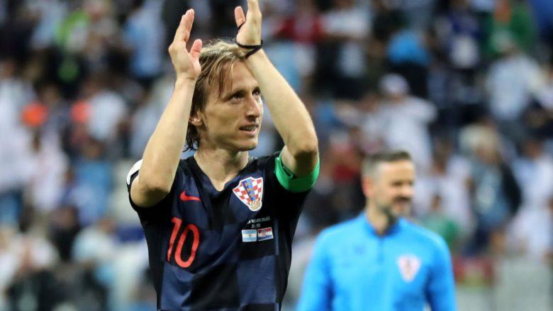 Modric: Do të doja ta fitoja Topin e Artë