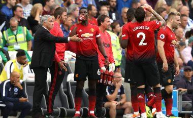 Një grup lojtarësh janë kundër dhe duan largimin e Mourinhos, Woodward e mbështet portugezin