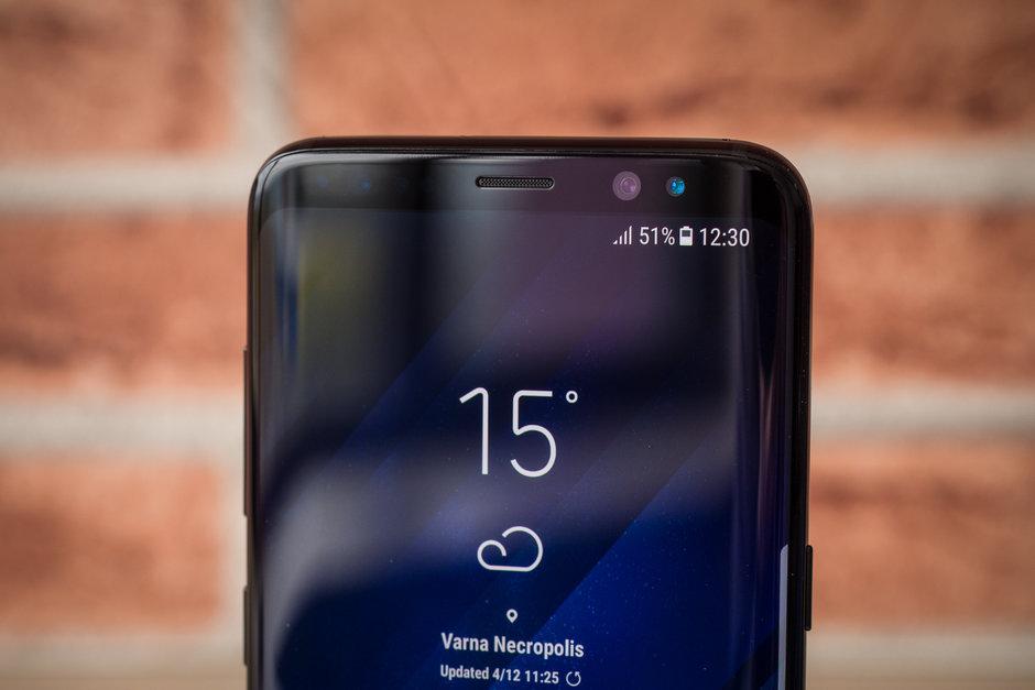 Huawei оснастит смартфоны безрамочными дисплеями