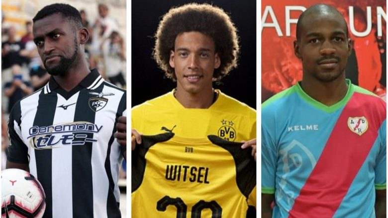 Eksod i madh i yjeve të futbollit nga Superliga kineze në Evropë