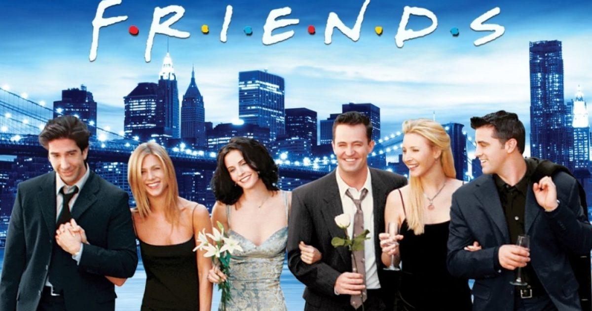 Ata që e shikojnë serialin 'Friends' marrin nota më të mira
