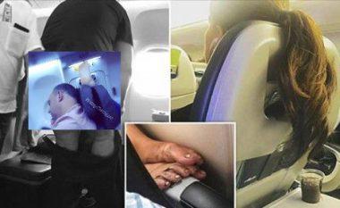 Fotografi që tregojnë pasagjerë të bezdisshëm, pranë të cilëve nuk do të donit të uleshit asnjëherë! (Foto)
