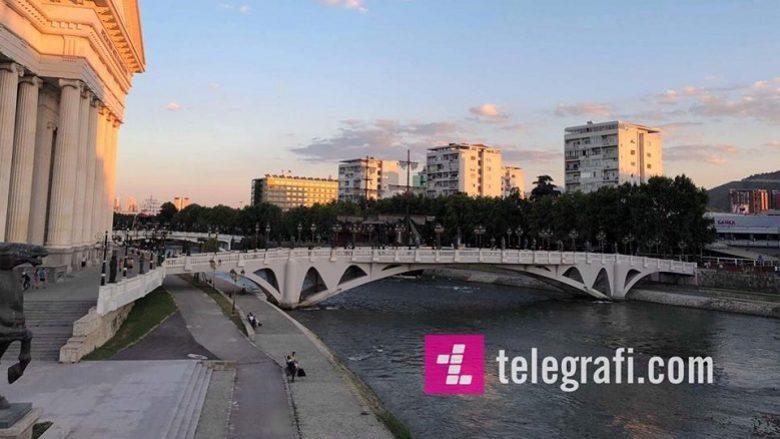 Shkupi me mbi 10 mijë raste aktive me COVID-19