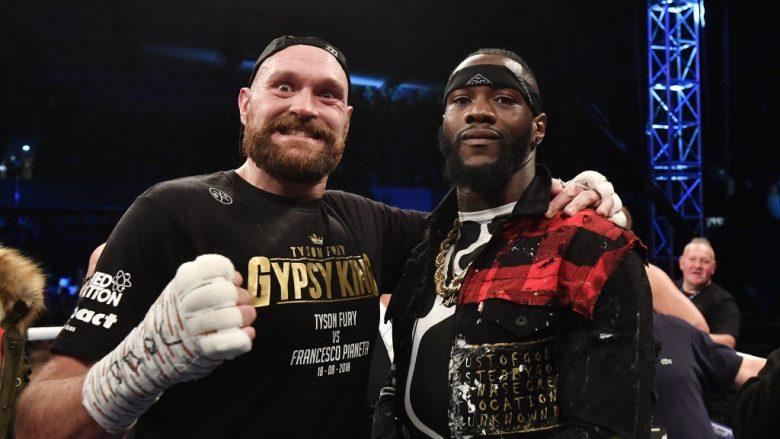 Las Vegasi fiton garën për të qenë nikoqir i superduelit ndërmjet Tyson Fury dhe Deontay Wilder