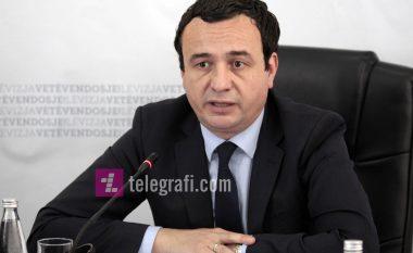 Kurti për dorëheqjen e Haradinajt, e vonuar me arsye të gabuar