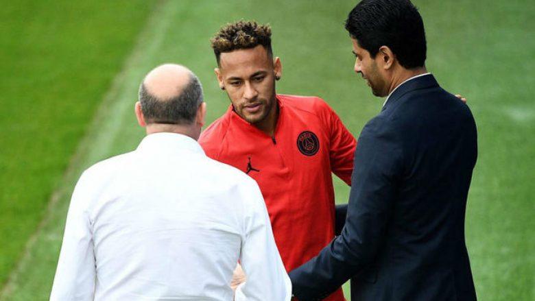 Al-Khelaifi: E respektojmë Real Madridin, por jemi të bezdisur me spekulimet rreth Neymarit