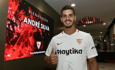 Ka shpërthyer me gola, Sevilla mendon blerjen përfundimtare të Andre Silvas