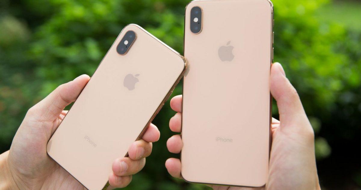 iPhone Xs Max po shitet shumë më mirë se iPhone Xs, sipas raporteve