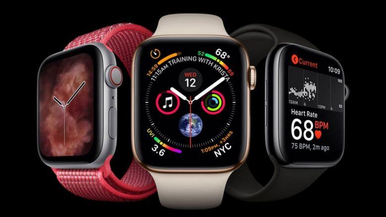Para-porositë e Apple Watch 4 tejkalojnë pritshmëritë