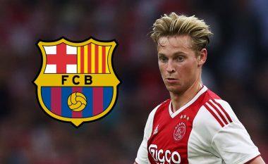 Barcelona tentoi transferimin e De Jongut, por oferta ishte e ulët