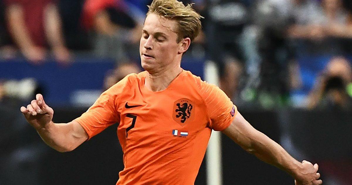 De Jong: Kam folur me Guardiolan dhe Maxwellin