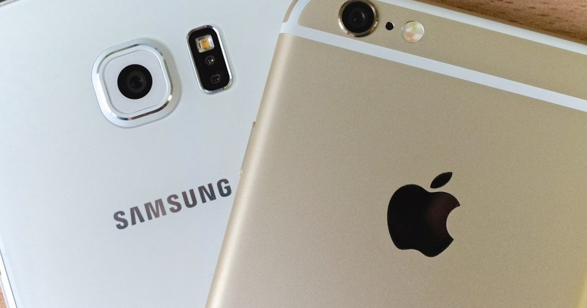 Samsung mund Apple në tregun global të telefonave