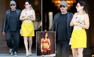 Al Pacino fotografohet në Hollywood me të dashurën 39 vite më të re