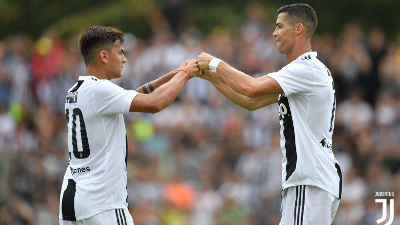 Pirlo: Dybala duhet të stërvit më shumë, ta 'kopjoj' Ronaldon