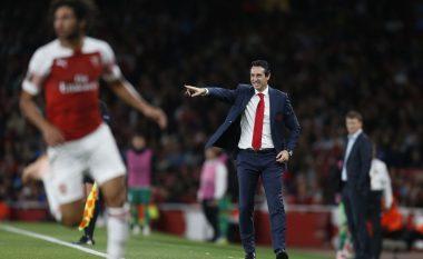 Emery: Arsenali ka kapacitet për ta fituar Ligën e Evropës