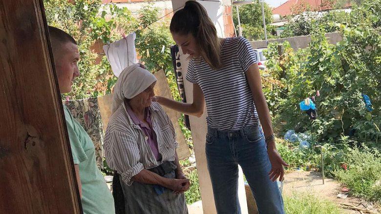 Emina Çunmulaj do të rikthehet në Shqipëri për të bërë bamirësi - Telegrafi