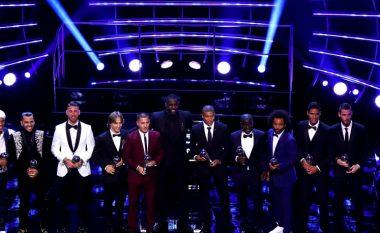 FIFA zbulon formacionin më të mirë të vitit
