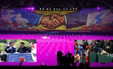 Samiti i liderëve të dy Koreve, momentet e veçanta të vizitës së Moon Jae-in në Korenë e Veriut (Foto/Video)