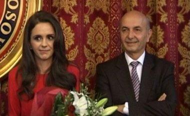 Isa Mustafa paralajmëron Teuta Rugovën: Nëse je me ne, rri me ne!