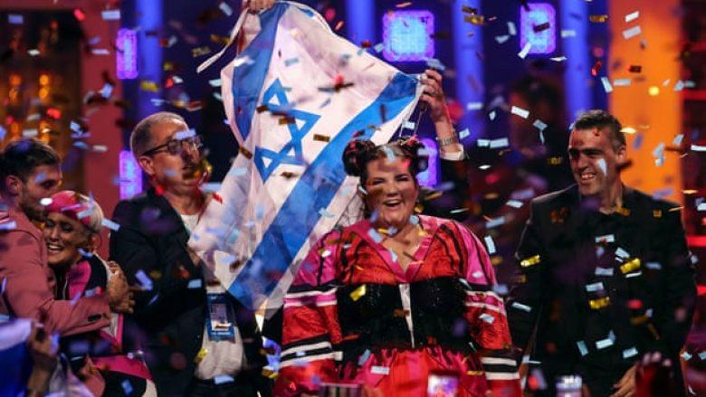 Eurovision 2019 mbahet në Tel Aviv në vend të Jerusalemit