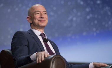 """Historia frymëzuese e themeluesit të kompanisë """"Amazon"""", njeriut më të pasur në botë (Foto/Video)"""