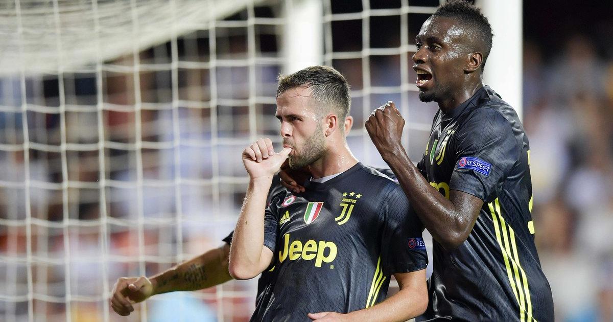 Me Ronaldon e përjashtuar, Juventusi mposht Valencian në Mestalla
