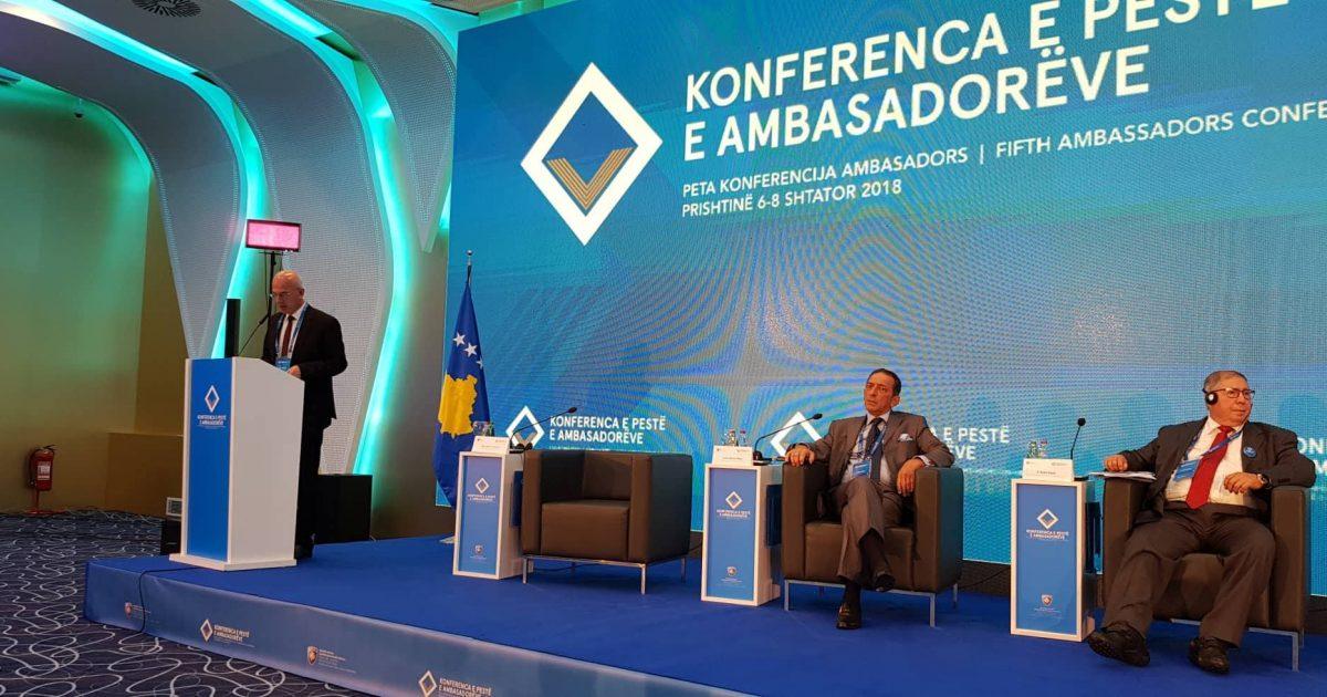 Ambasadori Kiçmari i reagon kryeministrit: E ke shpërfaqur paditurinë për detyrat e ambasadorëve