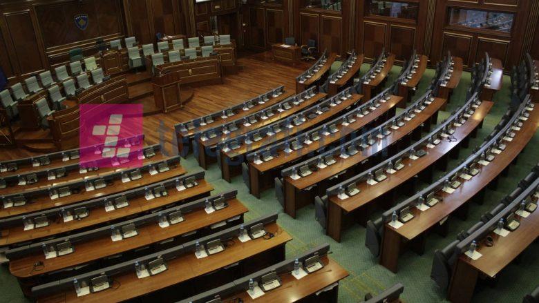 Kuvendi i Kosovës shkon në pauzë deri në orën 15:00 në mungesë të kuorumit