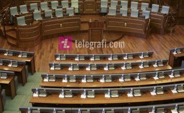 Kuvendi i Kosovës nesër do të mbajë dy seanca të jashtëzakonshme