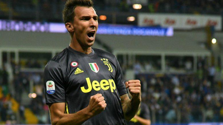 Agjenti Cvjetkovic: Mandzukic i dashuruar me Juventusin