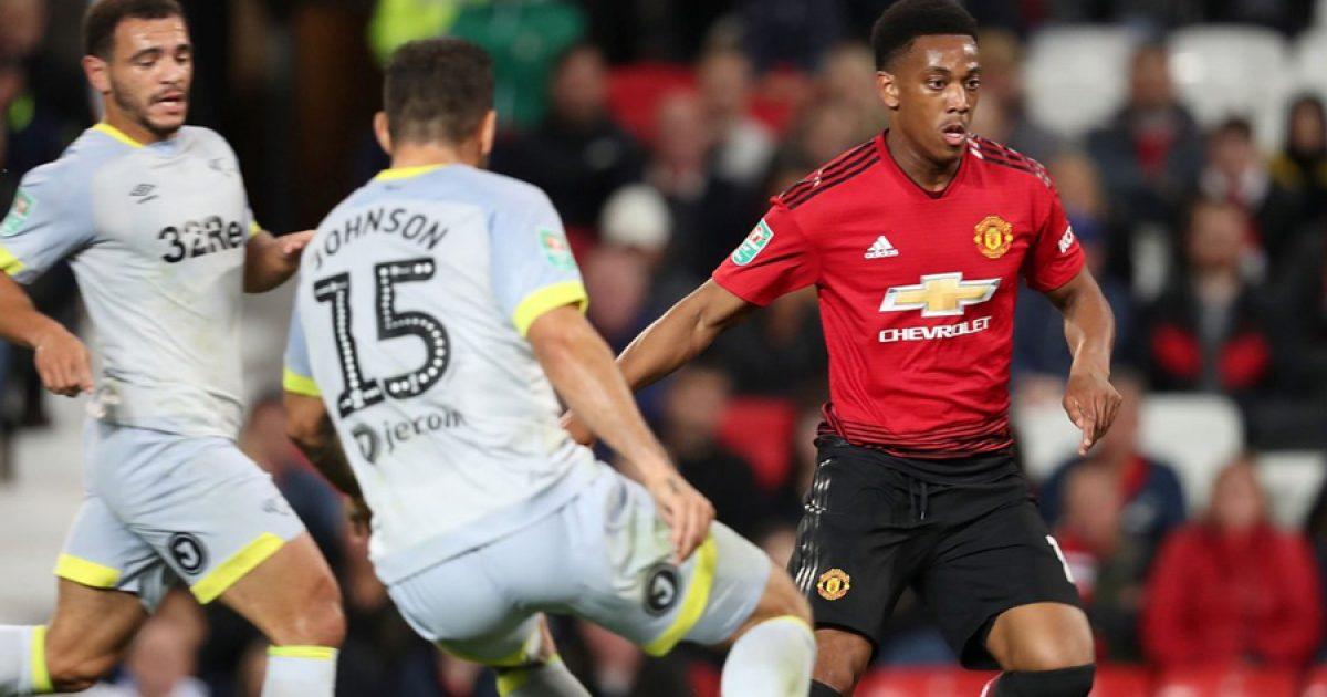 Derby County i Frank Lampardit e eliminon Unitedin nga Kupa EFL