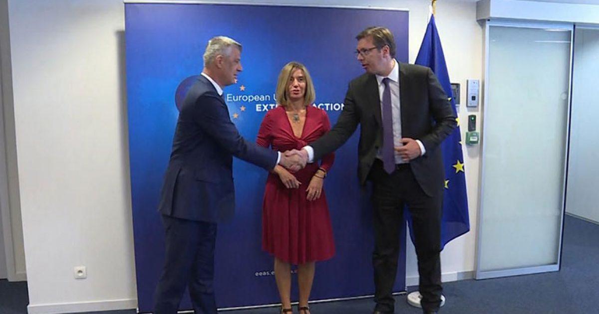 Marrëveshja Kosovë-Serbi mund të marrë formën përfundimtare në fillim të nëntorit
