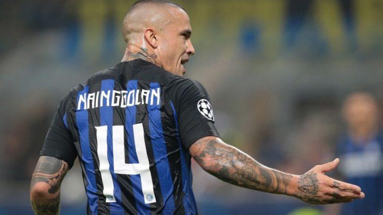Nainggolan mungon ndaj Juventusit