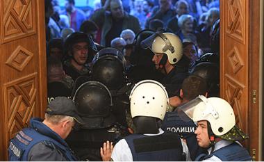 Hetimet për 27 prillin, nga kryerësit e dhunës barten tek organizatorët
